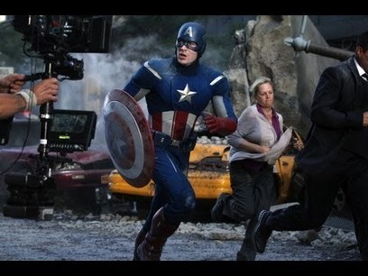 How Photography Was Used to Re-Create New York for The Avengers Movie | Digital filmaking | Scoop.it