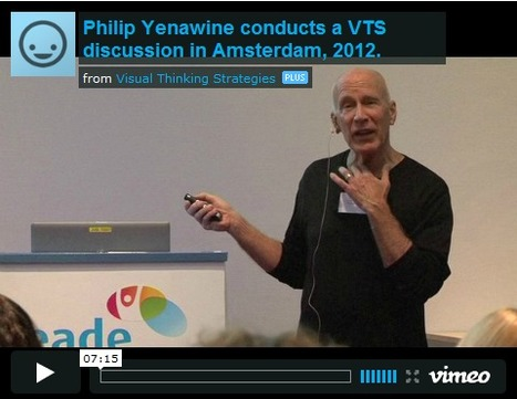 Learning about Visual Thinking Strategies | Professional development of Librarians | Scoop.it