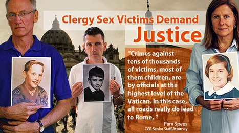 ICC Vatican Prosecution | Center for Constitutional Rights | Modern Atheism | Scoop.it