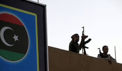 American shot in Benghazi is allegedly CIA agent - Libyan sources | Global politics | Scoop.it