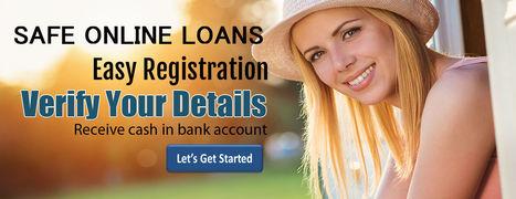 Safe Online Loans- Avial Same Day Bad Credit Short Term No Credit | Safe Online Loans | Scoop.it