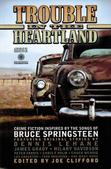Book review : Trouble in the Heartland - Pulp Curry   Bruce Springsteen   Scoop.it