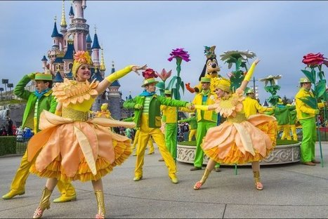 Travel by Bus from CDG to Disneyland Paris | shuttle service from beauvais airport to disneyland paris | Scoop.it