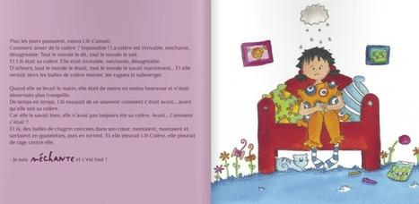 4 livres pour aborder le thème de la colère avec les enfants | Fomations doc | Scoop.it