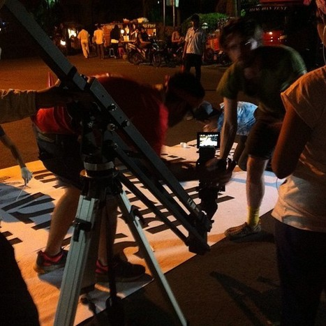 .@tandunz   Documentary shooting for Nike #BAJAKJKT campaign   BajakJKT   Scoop.it