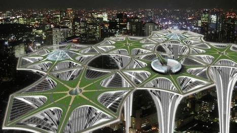 #CiudadesSostenibles en los cielos. ¿Realidad o ficción?   Ambiente Urbano, Desarrollo Sostenible y Calidad de Vida   Scoop.it