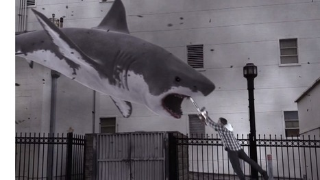 We asked the writer of Sharknado some very serious questions | Amocean OceanScoops | Scoop.it