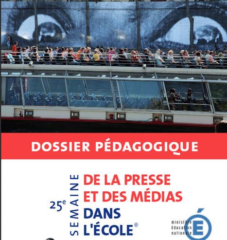 Dossier pédagogique de la 25ème semaine de la presse et des médias dans l'école I Clemi   Travailler avec la presse et les médias   Scoop.it