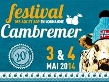 20ème édition du festival des AOC/AOP à Cambremer dans le ... - Calvados Stratégie | Un monde laitier | Scoop.it