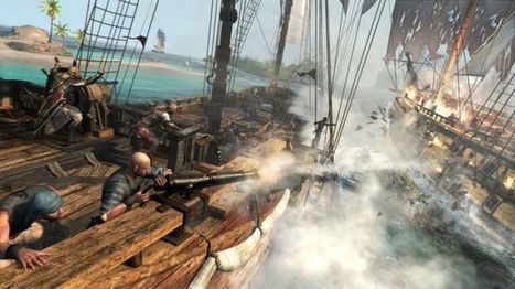 How Ubisoft builds giant games using giant teams   Learn to Play   Scoop.it