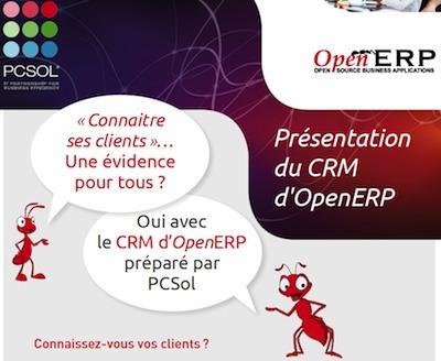 1 brochure et 9 vidéos pour découvrir le CRM OpenERP.   PCSol   CRM - Connaissez vos clients   Scoop.it