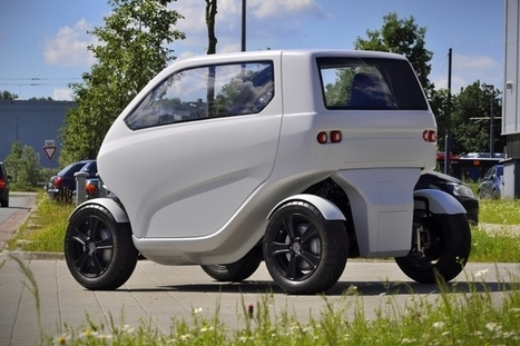 New 'Flexible' EO Electric Car Can Drive Sideways, Shrink, Turn Instantly - Yibada (English Edition) | Software Development | Scoop.it