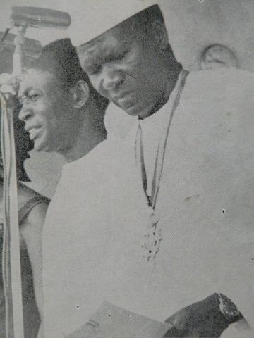 Dr. Kwame Nkrumah and Ahmed Sekou Toure, Co-Presidents of the ...   Focus on African Union   Scoop.it