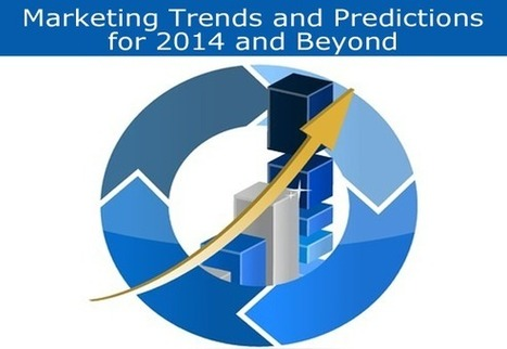 Marketing Trends and Predictions For 2014 and Beyond | digital marketing strategy | Scoop.it