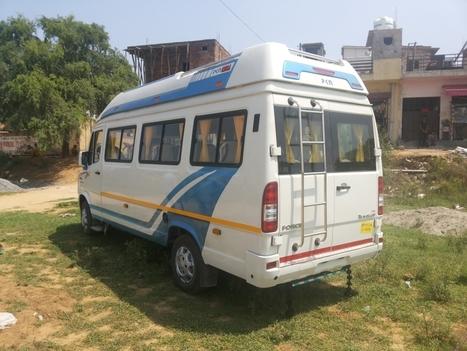 Mini Bus Rentals Make Travel in Delhi Much Convenient | Hire Tempo Traveller in Delhi | Scoop.it
