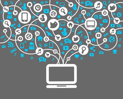 Quel est le but de votre présence sur les médias sociaux? | Veille Tourisme, e-tourisme | Scoop.it