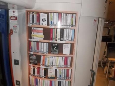 Une bibliothèque digitale à bord des TER Languedoc-Roussillon | SNCF | Littératures numériques en Bibliothèque ? | Scoop.it