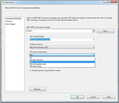 Processing Modes for the CDC Source   Microsoft Business Intelligence (MSBI)   Scoop.it