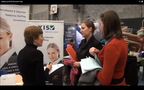 Jobbeurs maakt handig gebruik van moderne technologie | ICT topics & showcases | Scoop.it