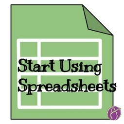 A Call to Math Teachers: Use Spreadsheets | Edtech PK-12 | Scoop.it