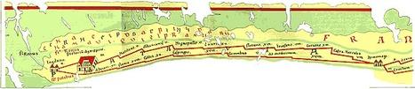 Saksen en Franken, De Graafschap in de Middeleeuwen | Leven in de Middeleeuwen | Scoop.it