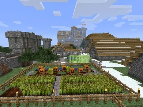 5 Lessons To Learn From Minecraft In Education | Educational Technology | Scoop.it
