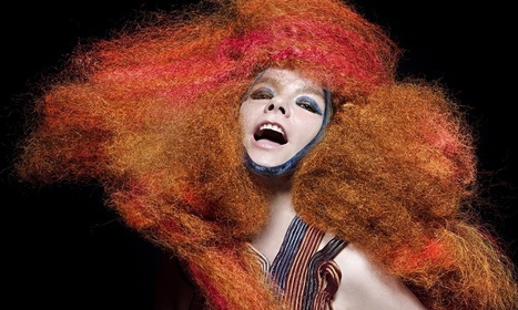 Björk's environmental campaign goes on the timetable in Nordic schools - The Guardian | Iceland | Scoop.it