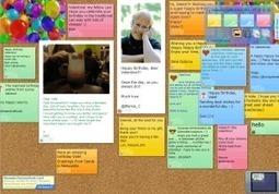 Linoit. Mur collaboratif pour la classe – Les Outils Tice | Le jeu de la productivité | Scoop.it