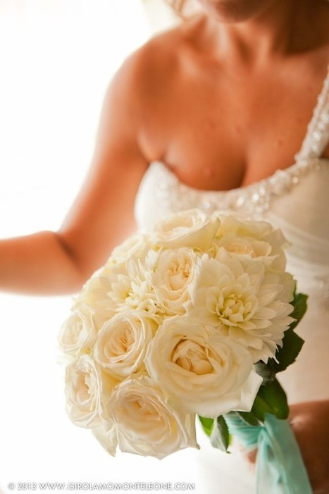 Villa Ecetra, Simone e Valentina wedding | abito da sposa | Scoop.it