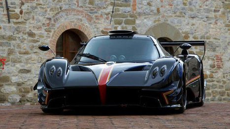 Pagani Zonda Revolucion delivers 800 hp and F1 technology for a mere $2.9 million | Cars & Bikes | Scoop.it