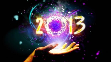 HAPPY NEW YEAR 2013 | Marketing & Webmarketing | Scoop.it