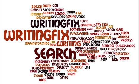 6-Traits Resources: WritingFix Search Trick | 6-Traits Resources | Scoop.it