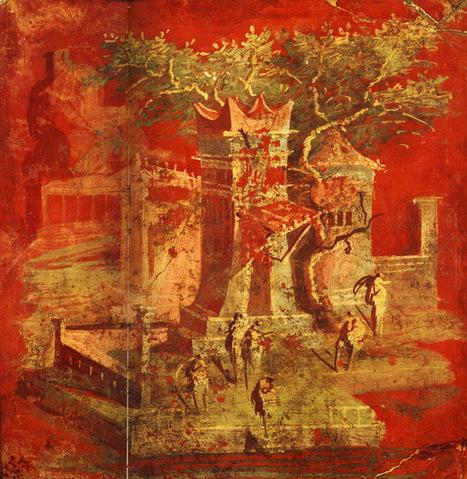 Arte_Historia_Estudios: ARQUEOLOGÍA ROMA: PINTURA Y MOSAICO | Las Artes en Roma | Scoop.it