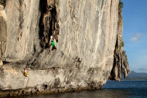 Kletter-Jackpot im philippinischen Paradies | Red Bull Adventure | FotoVertical, press review | Scoop.it