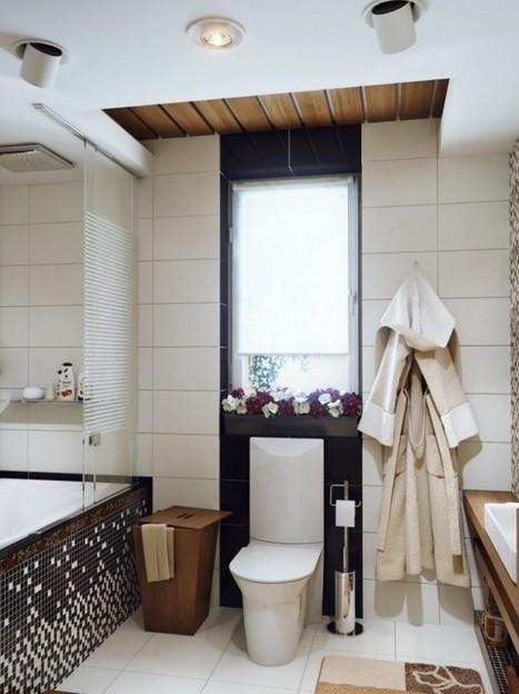 Small Bathroom Design   Designing Interiors   Scoop.it