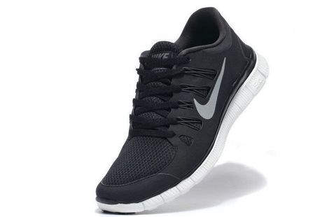 Nike Free 5.0+ Womens Black and White Running Shoes : | Beats By Dre - Cheap Monster Beats By Dre Outlet Sale | Scoop.it