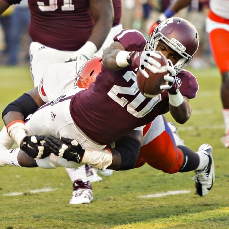 6 Reasons Aggies Will Underachieve in 2013 | Ethics in Coaching Football | Scoop.it