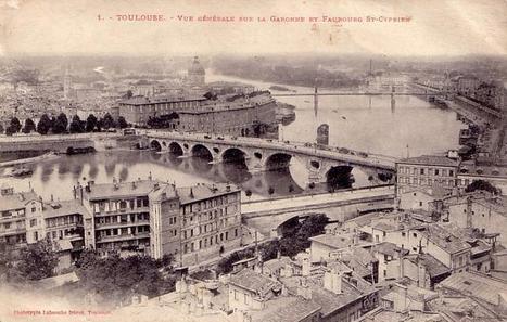 L'or de Toulouse et le lac de Saint-Sernin. | GenealoNet | Scoop.it