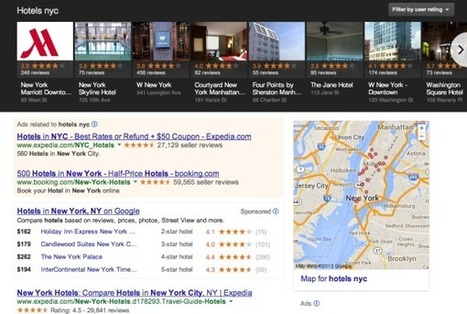 Study: Google Reviews Determine Local Carousel Rankings | Social Media and Related Gubbins | Scoop.it