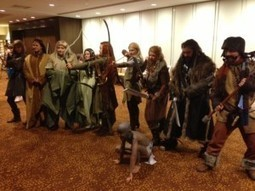 Cryptozoic's DragonCon Lost Tales: The Tale of August 31st - TheOneRing.net | 'The Hobbit' Film | Scoop.it