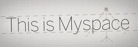 Analyse du nouveau Myspace et des codes du design web contemporains | Brand Marketing & Branding [fr] Histoires de marques | Scoop.it