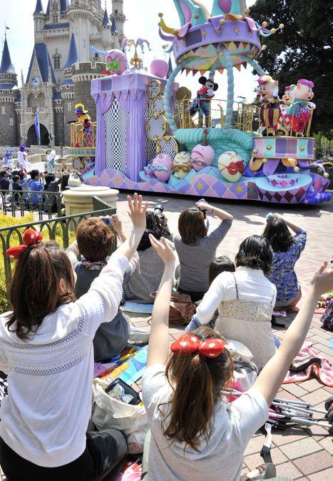 Le tourisme reprend du poil de la bête au Japon | Japan Tsunami | Scoop.it