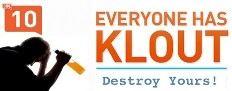 How Guest Posting Destroyed My Klout Score | Social Media Marketing Strategies | Scoop.it