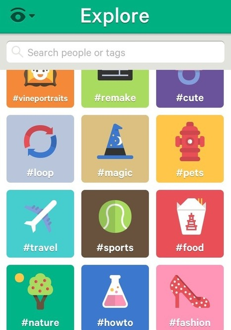 Vine App: The Ultimate Guide to More Likes and Followers | Time to Learn | Scoop.it