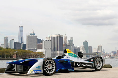 An Event That Is Truly Electric: Formula E to Race in Brooklyn | Sustain Our Earth | Scoop.it