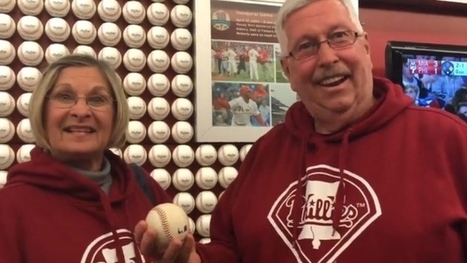 'Wife-saving' catch earns honour for Phillies fan | Nova Scotia Sports | Scoop.it