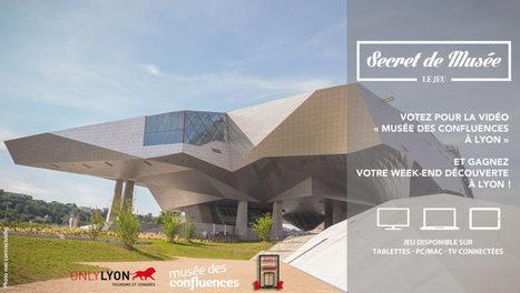 Série vidéo: les musées de la région Rhône Alpes. Episode Musée des Confluences - Lyon | Tourisme et Communication | Scoop.it