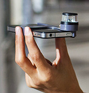 Kogeto Dot: Lets You Record 360 Degree Video On An iPhone | Amazing Science | Scoop.it