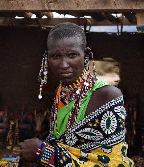 Culturas de la Tierra: Los Masai | Arte Africano Antiguo | Scoop.it