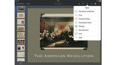Transitions and Builds in Keynote 2 for the iPad and iPhone - How to | Edtech PK-12 | Scoop.it